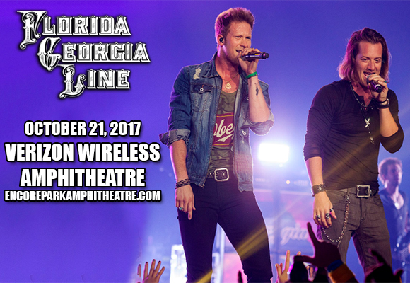 Florida Georgia Line, Nelly & Chris Lane at Verizon Wireless Amphitheatre at Encore Park