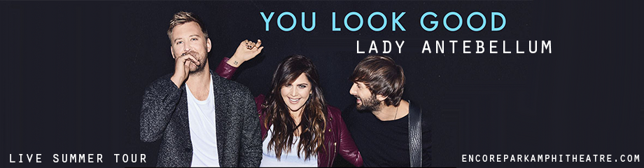 Lady Antebellum, Kelsea Ballerini & Brett Young at Verizon Wireless Amphitheatre at Encore Park
