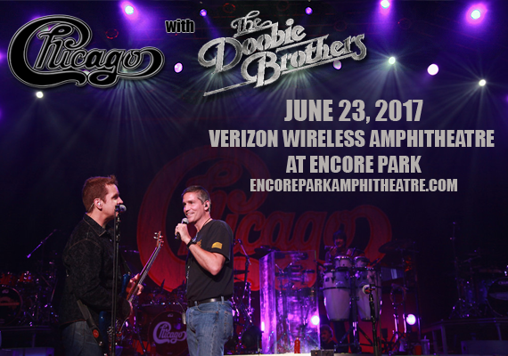 Chicago - The Band & The Doobie Brothers at Verizon Wireless Amphitheatre at Encore Park