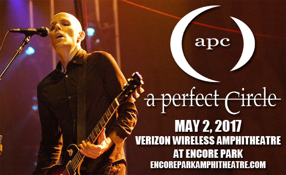 A Perfect Circle at Verizon Wireless Amphitheatre at Encore Park