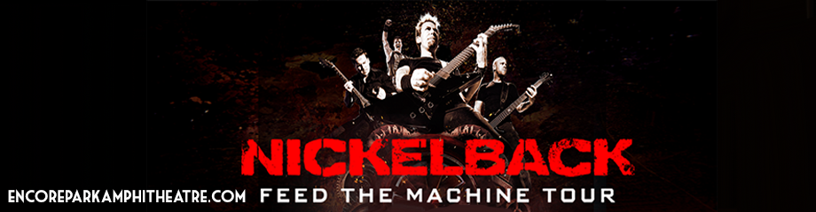 Nickelback & Daughtry at Verizon Wireless Amphitheatre at Encore Park