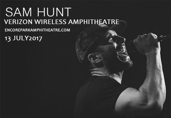Sam Hunt, Maren Morris & Chris Janson at Verizon Wireless Amphitheatre at Encore Park