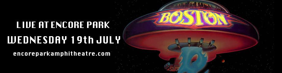 Boston - The Band & Joan Jett and The Blackhearts at Verizon Wireless Amphitheatre at Encore Park