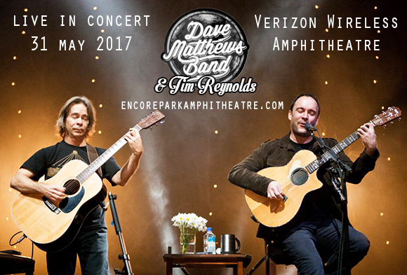 Dave Matthews & Tim Reynolds at Verizon Wireless Amphitheatre at Encore Park