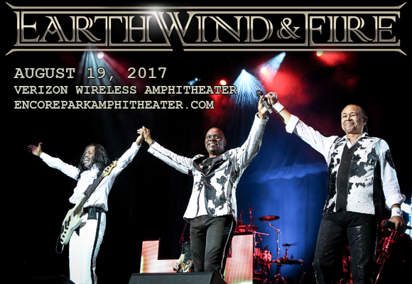 Earth, Wind and Fire at Verizon Wireless Amphitheatre at Encore Park