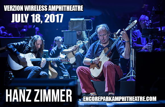 Hans Zimmer at Verizon Wireless Amphitheatre at Encore Park