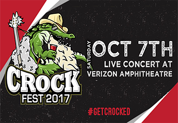 Crockfest: Toby Keith, ZZ Top & Midland at Verizon Wireless Amphitheatre at Encore Park
