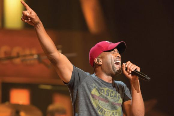 Kicks 101.5 Country Fair: Darius Rucker & Randy Houser at Verizon Wireless Amphitheatre at Encore Park