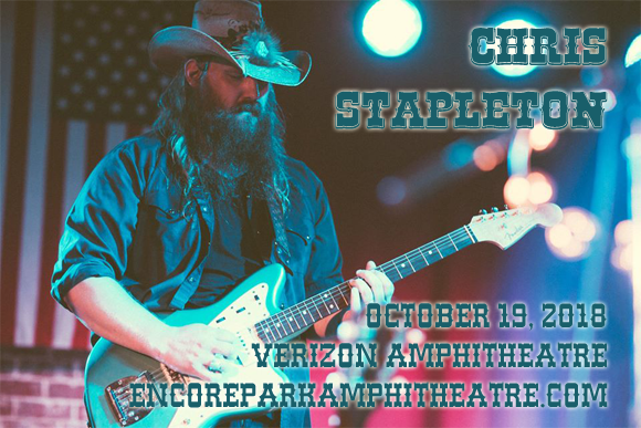 Chris Stapleton, Marty Stuart & Brent Cobb at Verizon Wireless Amphitheatre at Encore Park
