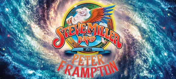 Steve Miller Band & Peter Frampton at Verizon Wireless Amphitheatre at Encore Park