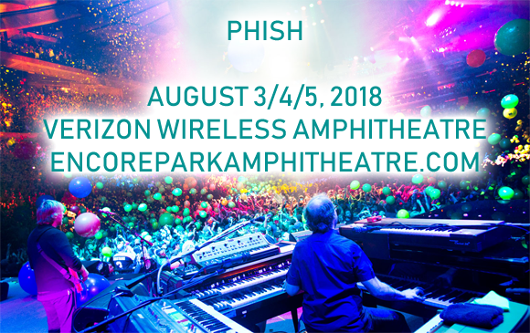 Phish at Verizon Wireless Amphitheatre at Encore Park