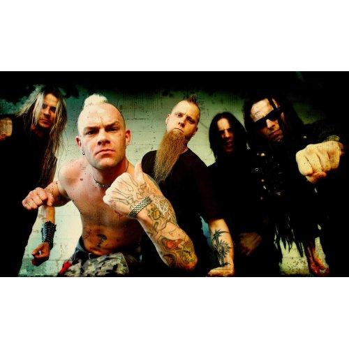 Five Finger Death Punch & Breaking Benjamin at Verizon Wireless Amphitheatre at Encore Park