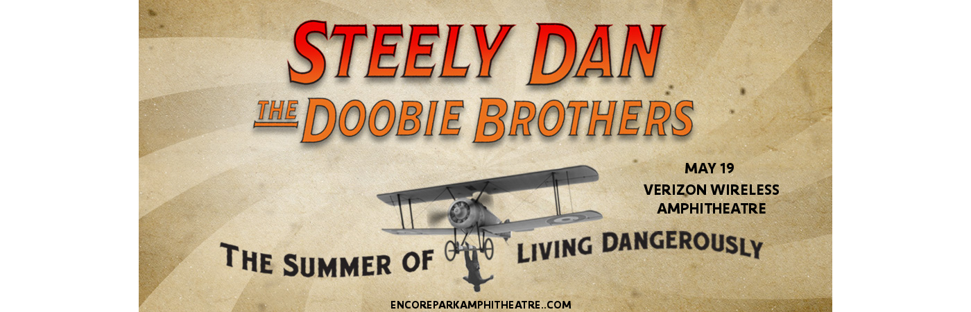 Steely Dan & The Doobie Brothers at Verizon Wireless Amphitheatre at Encore Park