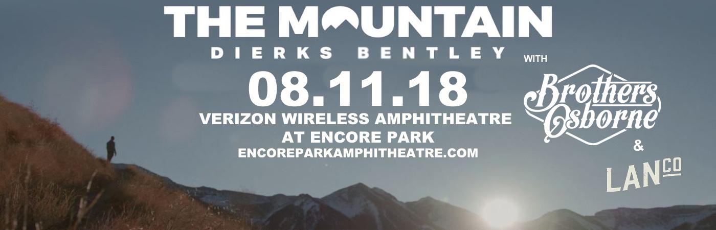 Dierks Bentley, Brothers Osborne & LANCO at Verizon Wireless Amphitheatre at Encore Park