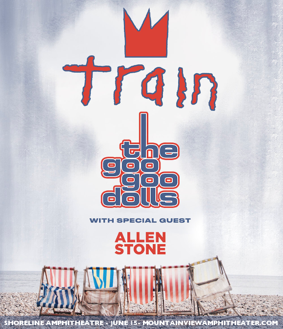 Train, Goo Goo Dolls & Allen Stone at Verizon Wireless Amphitheatre at Encore Park
