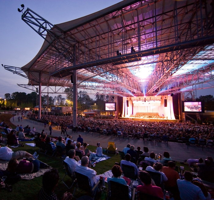 Atlanta Symphony Orchestra: The Music of John Williams - Star Wars and More at Verizon Wireless Amphitheatre at Encore Park