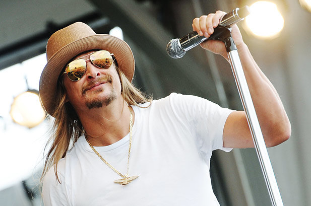 Kid Rock at Verizon Wireless Amphitheatre at Encore Park