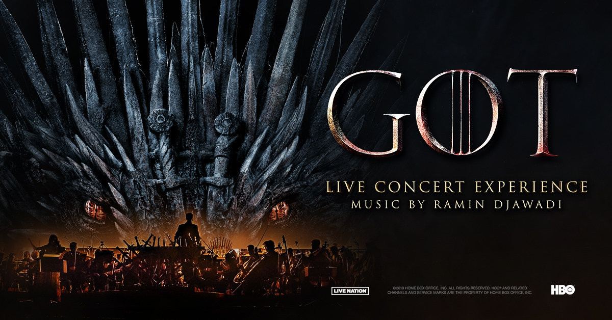 Game of Thrones Live Concert Experience at Verizon Wireless Amphitheatre at Encore Park