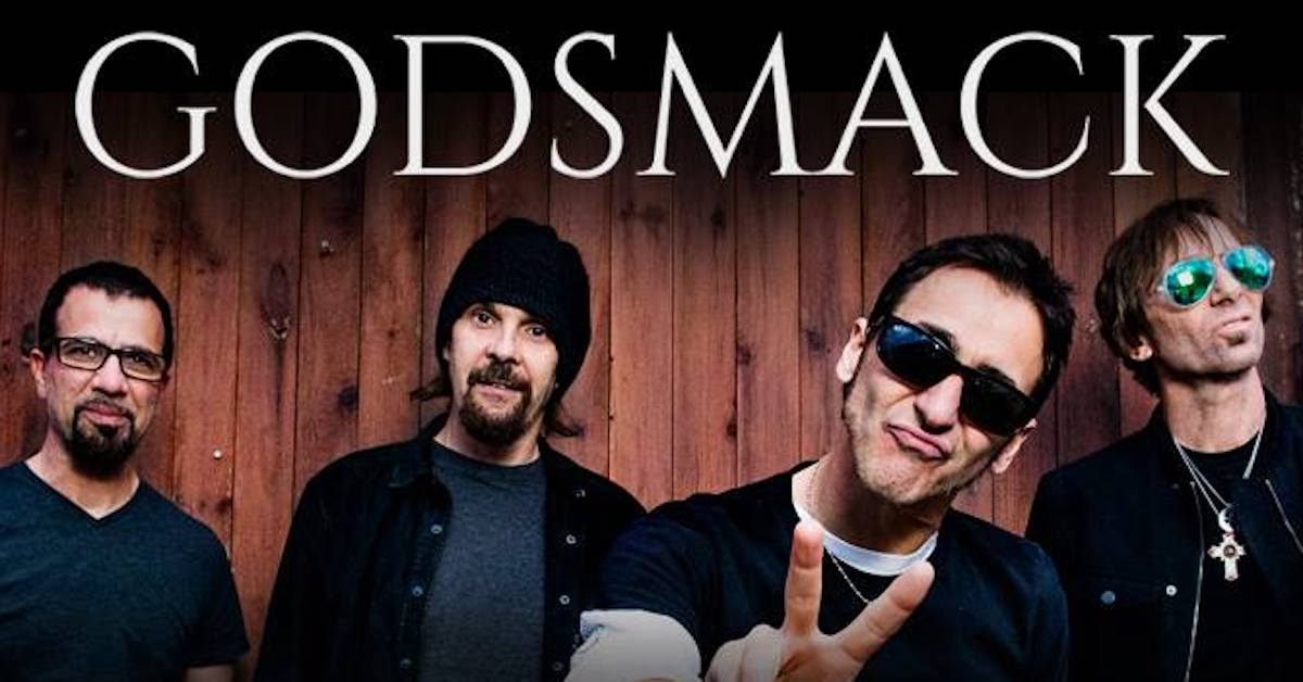 Godsmack & Halestorm at Verizon Wireless Amphitheatre at Encore Park
