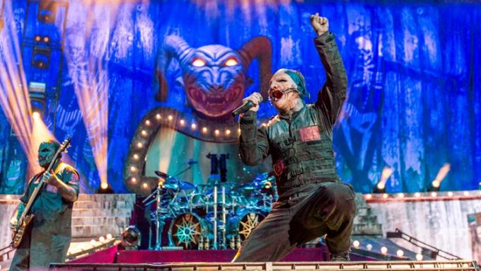 Slipknot, Volbeat, Gojira & Behemoth at Verizon Wireless Amphitheatre at Encore Park