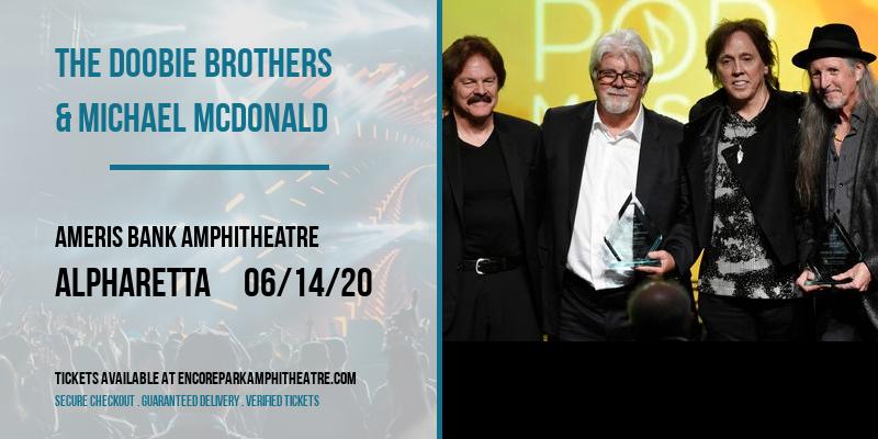The Doobie Brothers & Michael McDonald at Ameris Bank Amphitheatre