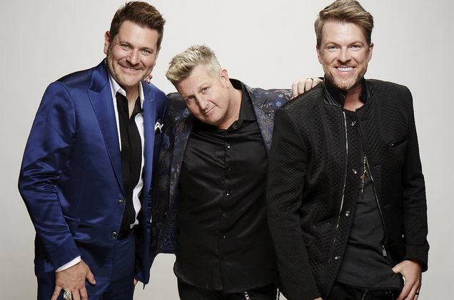 Rascal Flatts at Ameris Bank Amphitheatre