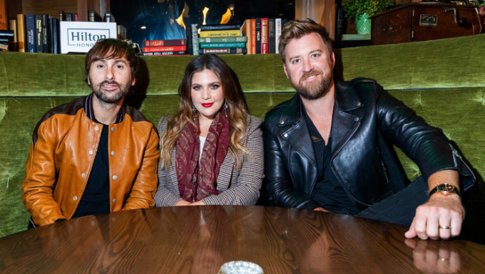 Lady Antebellum, Jake Owen & Maddie and Tae at Ameris Bank Amphitheatre