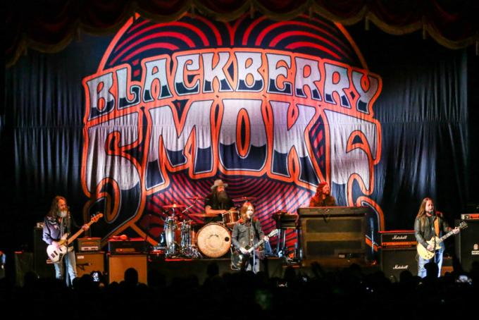 Drive-In Concert: Blackberry Smoke at Ameris Bank Amphitheatre