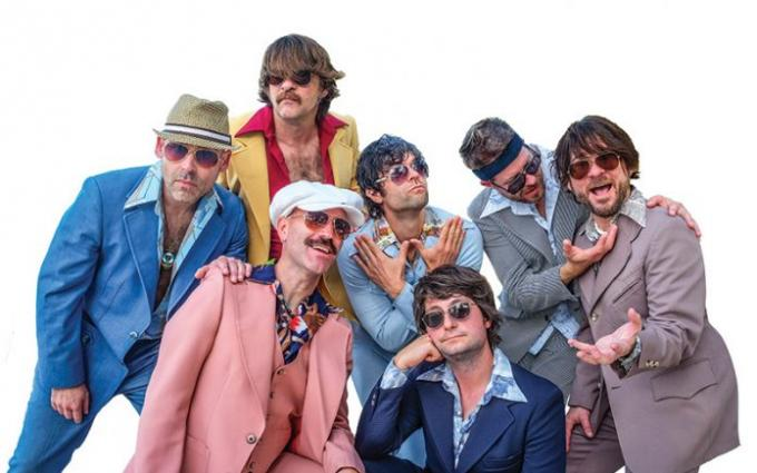 Drive-In Concert: Yacht Rock Revue at Ameris Bank Amphitheatre