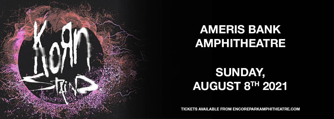 Korn & Staind at Ameris Bank Amphitheatre