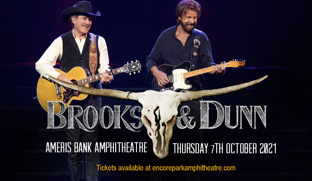 Brooks And Dunn at Ameris Bank Amphitheatre