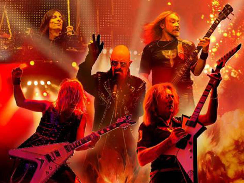 Judas Priest at Ameris Bank Amphitheatre