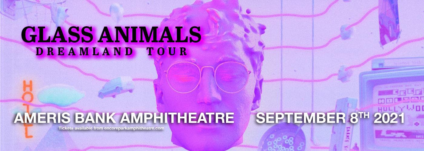 Glass Animals: Dreamland Tour at Ameris Bank Amphitheatre