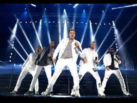 Backstreet Boys at Ameris Bank Amphitheatre