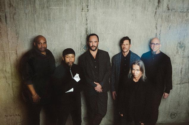 Dave Matthews Band at Ameris Bank Amphitheatre