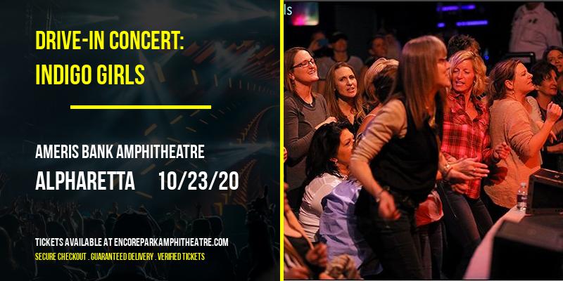 Drive-In Concert: Indigo Girls at Ameris Bank Amphitheatre