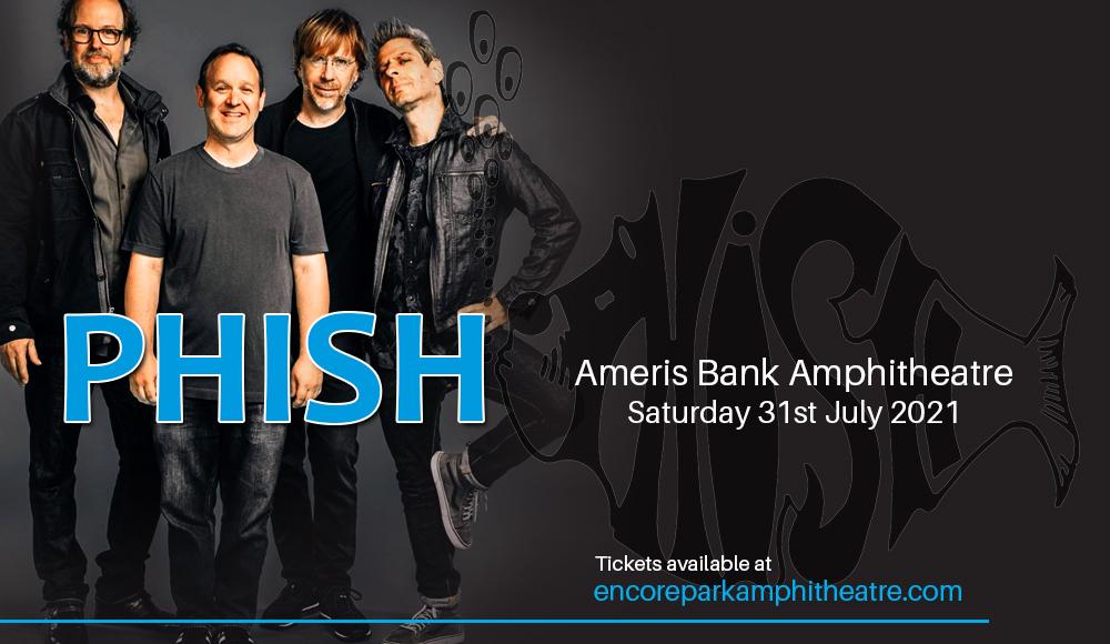 Phish at Ameris Bank Amphitheatre