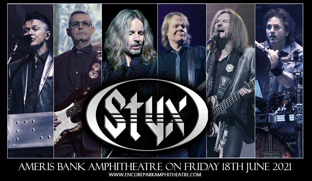 Styx at Ameris Bank Amphitheatre