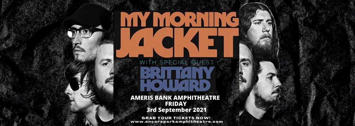 My Morning Jacket at Ameris Bank Amphitheatre
