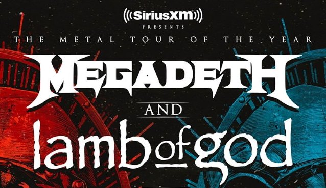 Megadeth & Lamb of God [CANCELLED] at Ameris Bank Amphitheatre