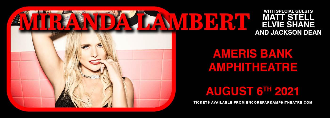 Miranda Lambert at Ameris Bank Amphitheatre