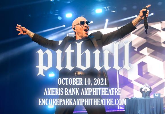 Pitbull at Ameris Bank Amphitheatre